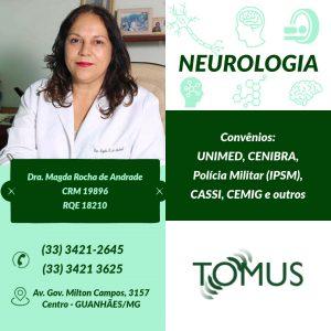atendimento neurologia